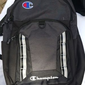 Champion big C backpack nwot